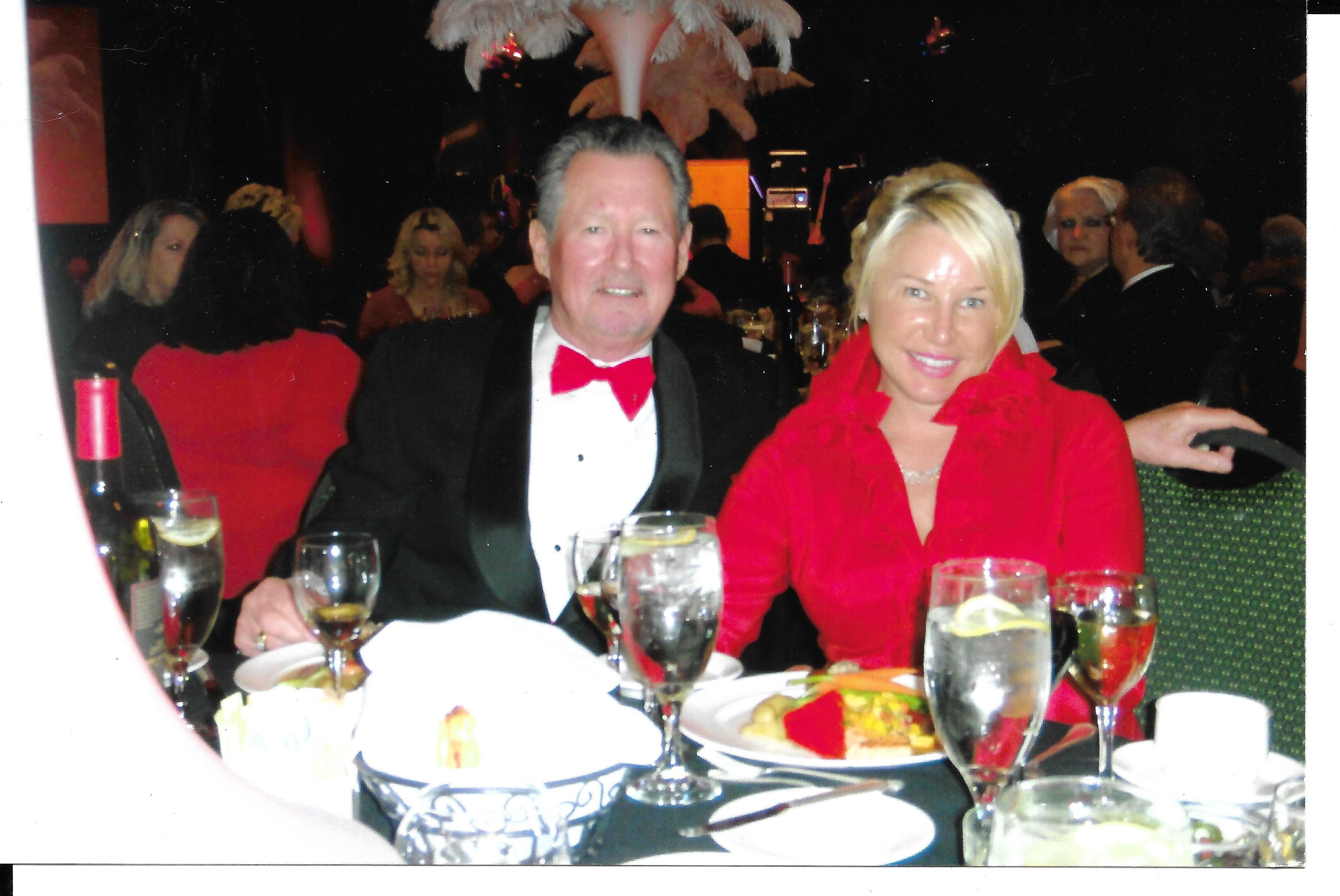 2018 Gala honoring Jack and Patti Grundhofer